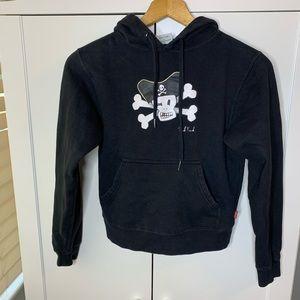 Kids' Paul Frank Skeleton Head Hoodie Sweatshirt